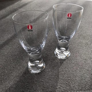 イッタラ(iittala)のiittala イッタラ タピオ ペアグラス(グラス/カップ)