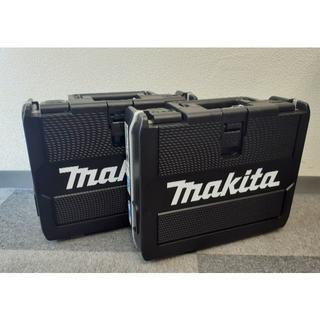 マキタ(Makita)のマキタ  インパクト  TD171DRGX  ブルーとホワイト  2台セット(メンテナンス用品)