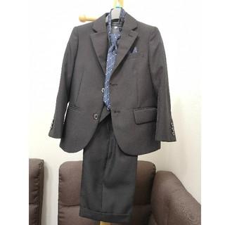 サンカンシオン(3can4on)の3can4on サンカンシオン 男児スーツ 120(ドレス/フォーマル)