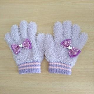 シマムラ(しまむら)のファー素材の手袋(手袋)