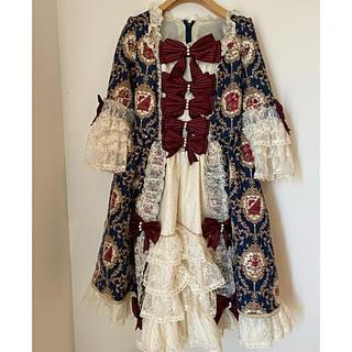 アンジェリックプリティー(Angelic Pretty)の最終値下げAP♡Princess Rococo dress(ひざ丈ワンピース)