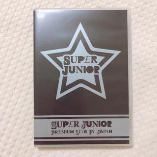 スーパージュニア(SUPER JUNIOR)の貴重)SUPER JUNIOR 1stプレミアムライブ in JAPAN DVD(ミュージック)