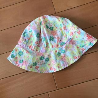 プチバトー(PETIT BATEAU)のプチバトー 帽子 ベビー(帽子)