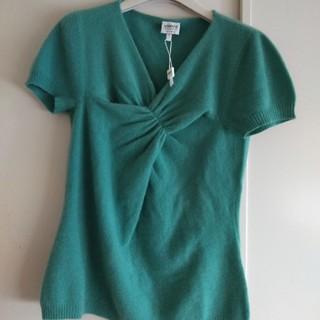 アルマーニ コレツィオーニ(ARMANI COLLEZIONI)のARMANI カシミヤセーター(ニット/セーター)