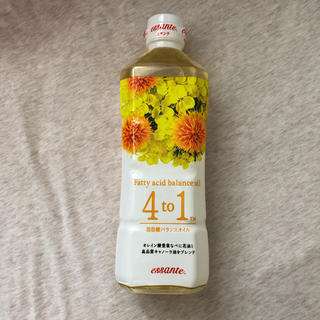 アムウェイ(Amway)のアムウェイ エサンテ4to1脂肪酸 バランスオイル(調味料)