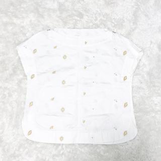 マメ(mame)のmame 刺繍ブラウス(シャツ/ブラウス(半袖/袖なし))
