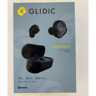 ソフトバンク(Softbank)のGLIDiC(グライディック) TW-7000 Bluetoothイヤホン(ヘッドフォン/イヤフォン)