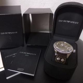 エンポリオアルマーニ(Emporio Armani)のエンポリオアルマーニ腕時計(腕時計(アナログ))