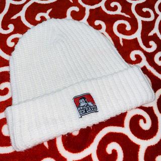 ベンデイビス(BEN DAVIS)のベンデイビスニット帽子(ニット帽/ビーニー)
