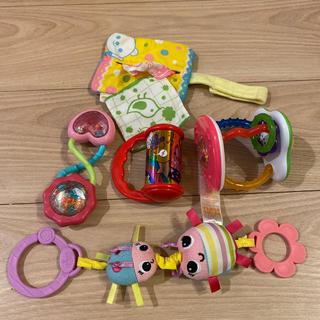 トイザラス(トイザらス)の赤ちゃん おもちゃ 0歳児 ガラガラ トイザラス(がらがら/ラトル)