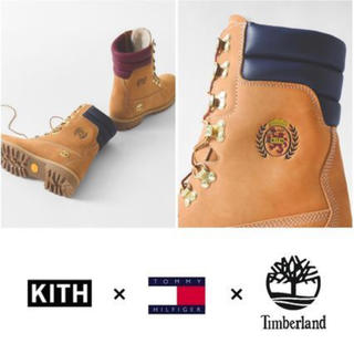 ティンバーランド(Timberland)のKITH TOMMY HILFIGER Timberland Boot(ブーツ)