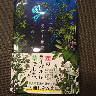 愛なき世界(文学/小説)