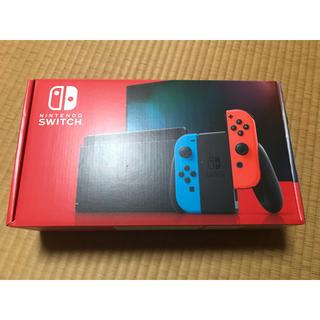 Nintendo Switch ネオン新型(家庭用ゲーム機本体)