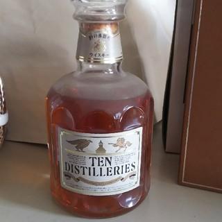 キリン(キリン)のテン ディストラリーズ  TEN  DISTLLERIES 2本(ウイスキー)