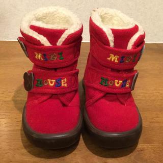 ミキハウス(mikihouse)のミキハウス ブーツ 13.0㎝(ブーツ)
