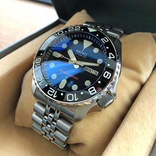 セイコー(SEIKO)のSEIKO SKX007 ブラックボーイ カスタム(腕時計(アナログ))