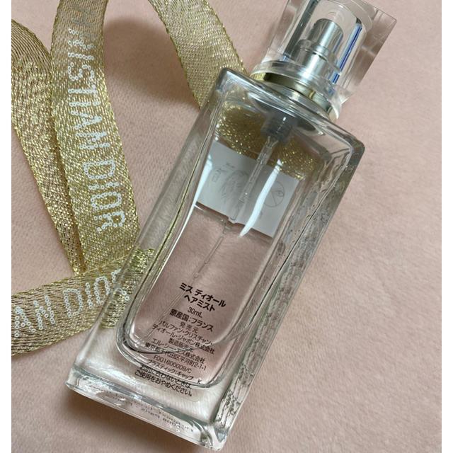 Dior(ディオール)の最終価格♥️Dior♥️ミスディオール♥️ヘアミスト コスメ/美容のヘアケア/スタイリング(ヘアウォーター/ヘアミスト)の商品写真