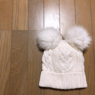 petit main - baby gap*ぽんぽんニット帽