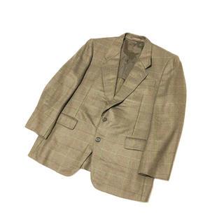 ランバン(LANVIN)のLANVIN  metal fabric tailored jacket(テーラードジャケット)