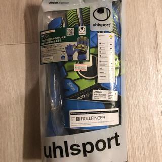uhlsport ウールシュポルト キーパーグローブ