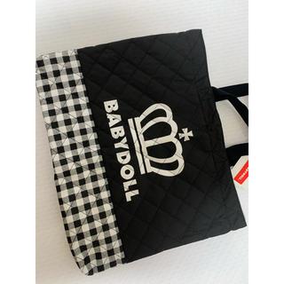 ベビードール(BABYDOLL)のBABY DOLL 通園バック 手提げ袋(通園バッグ)