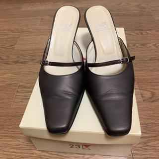 ニジュウサンク(23区)の23区 靴(ハイヒール/パンプス)