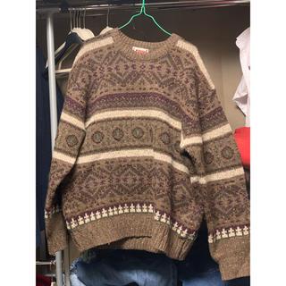 マックレガー(McGREGOR)のMcGREGOR ニット セーター(ニット/セーター)