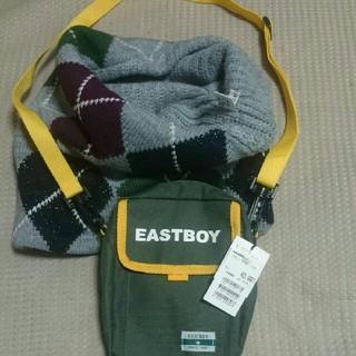 EASTBOY - EASTboyバック、ネックウォーマーセット