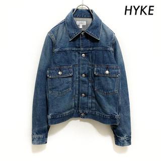 ハイク(HYKE)のHYKE ハイク★デニムジャケット Gジャン TYPE2 レディース(Gジャン/デニムジャケット)