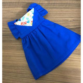 Bonpoint - Polka Dot Club Large Patchwork Dress