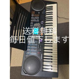 カシオ(CASIO)のCASIO カシオ CTK-541 キーボード 61鍵盤 アダプター付(キーボード/シンセサイザー)