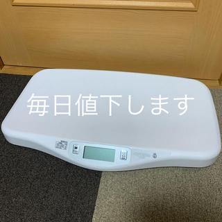 べびすけくんフラット べびすけくんFlat デジタルベビースケール 体重計(ベビースケール)