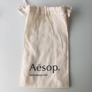 イソップ(Aesop)のAesop イソップ 巾着 小(ショップ袋)