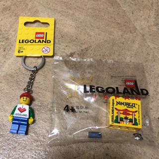 レゴ(Lego)のレゴ ブロック キーホルダー セット(キーホルダー)