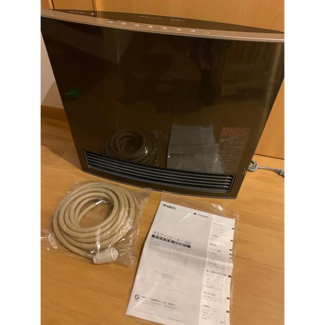 NORITZ(ノーリツ)のノーリツ 都市ガス用 ガスファンヒーター  GFH-4004D スマホ/家電/カメラの冷暖房/空調(ファンヒーター)の商品写真