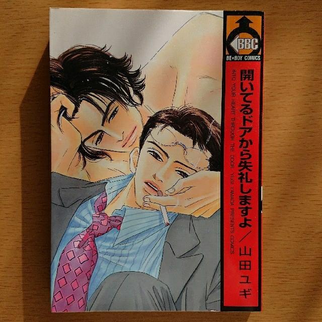開いてるドアから失礼しますよ エンタメ/ホビーの漫画(ボーイズラブ(BL))の商品写真