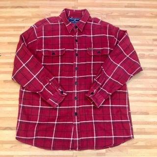 ポロラルフローレン(POLO RALPH LAUREN)のPOLO SPORT by Ralph Lauren 90s チェックシャツ(シャツ)