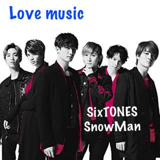 Johnny's - SixTONES × SnowMan