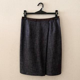 トゥモローランド(TOMORROWLAND)のトゥモローランド♡膝丈スカート(ひざ丈スカート)