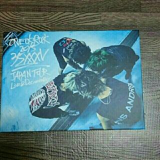 """ONE OK ROCK - ONE OK ROCK 2015""""35xxxv""""JAPAN TOUR"""