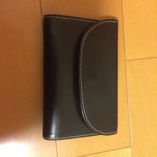 ホワイトハウスコックス(WHITEHOUSE COX)のホワイトハウスコックス 3つ折り財布(折り財布)