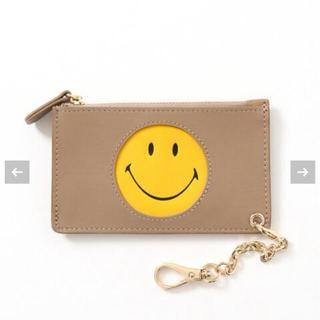 ドゥーズィエムクラス(DEUXIEME CLASSE)の新品タグ付き GOOD GRIEF!SMILE コインパース  (コインケース)