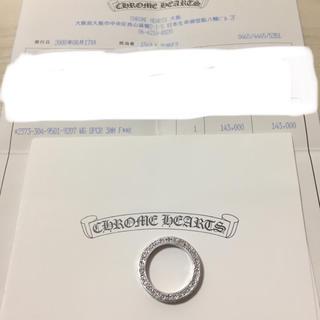 クロムハーツ(Chrome Hearts)の希少 スペーサーリング 3mm クロムハーツ fuck you リング(リング(指輪))