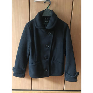 ANOTHER EDITION - another edition coat アナザーエディション 黒 コート 美品