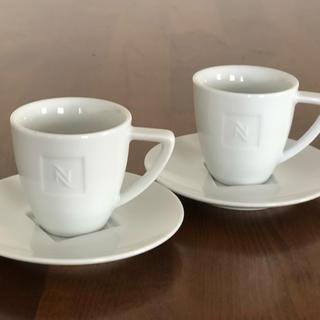 Nespresso デミタスカップ 2客セット