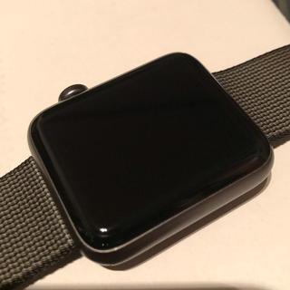 アップルウォッチ(Apple Watch)のapple watch series2(腕時計(デジタル))