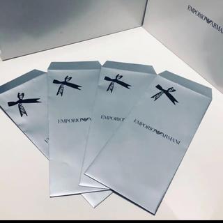 エンポリオアルマーニ(Emporio Armani)のUNI様専用エンポリオアルマーニ    ギフトケース3枚(ショップ袋)