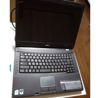 エイサー(Acer)のacer ノートPC TravelMate(ノートPC)