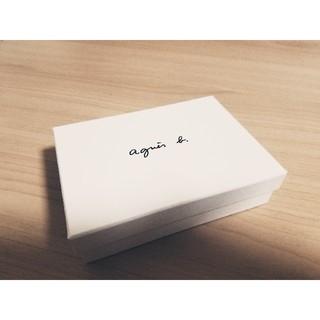 アニエスベー(agnes b.)のagnes b. 空箱(その他)