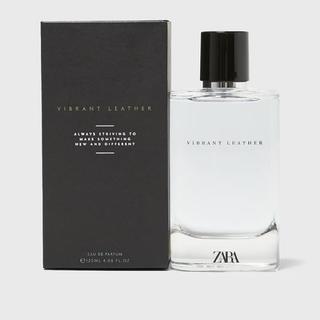 ザラ(ZARA)の香水ZARA VIBRANT LEATHER 120ml(香水(男性用))